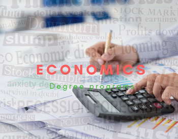 Top programs in Economics - Ranking - Admissions