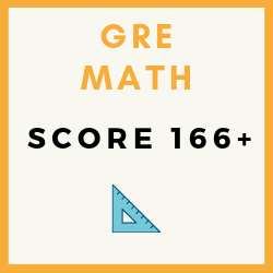 How to score 166 in GRE Mathematics?